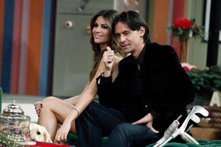 Alessia Ventura e Pippo Inzaghi