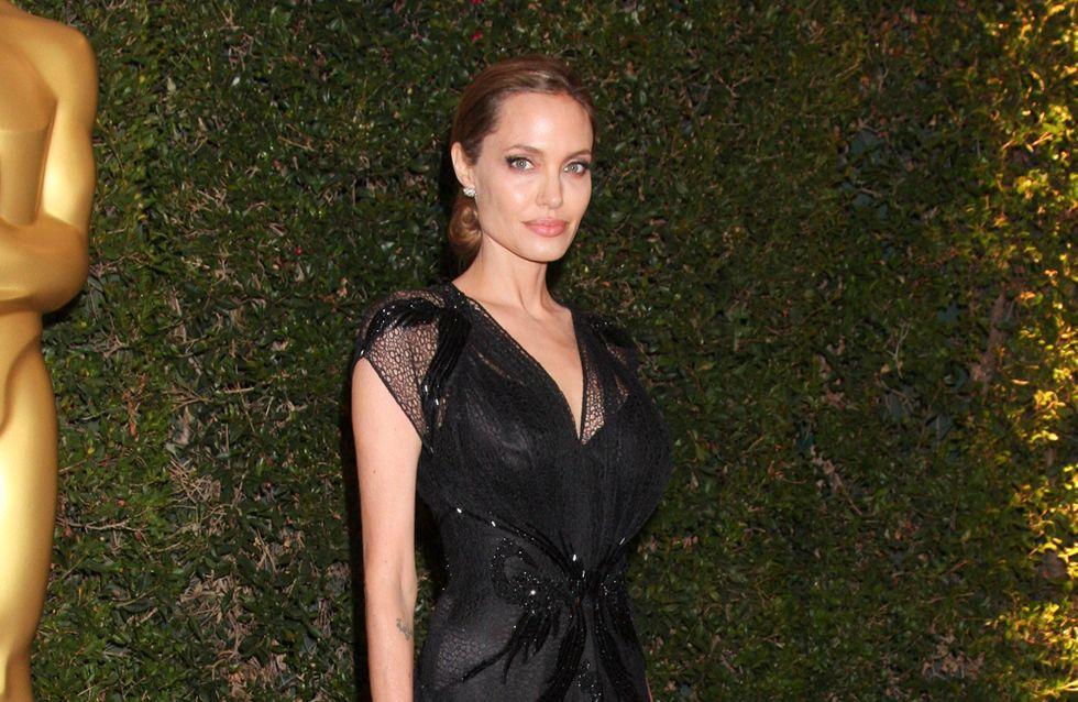 Angelina Jolie ist dankbar für den Zuspruch