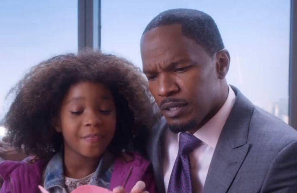 WATCH: The New Trailer For Annie sees Jamie Foxx And Cameron Diaz Singing And Dancing