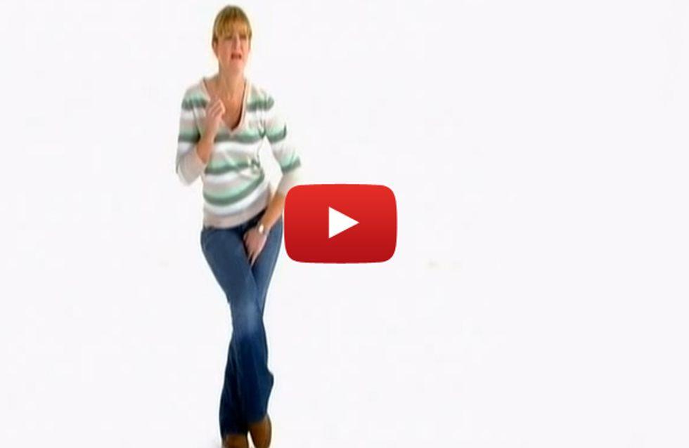 Frauen, ihr seid faltig, haarig und übergewichtig!