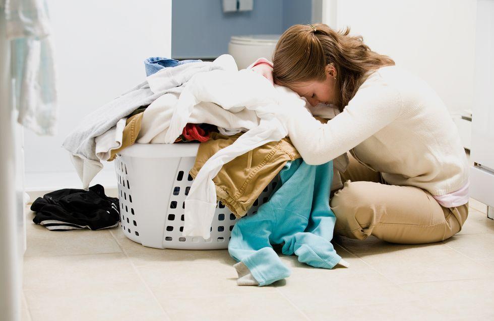 10 trucs horripilants qui t'arrivent forcément quand tu fais le ménage