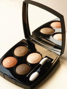 Palette Chanel - 4 ombres - Tissé Vendôme