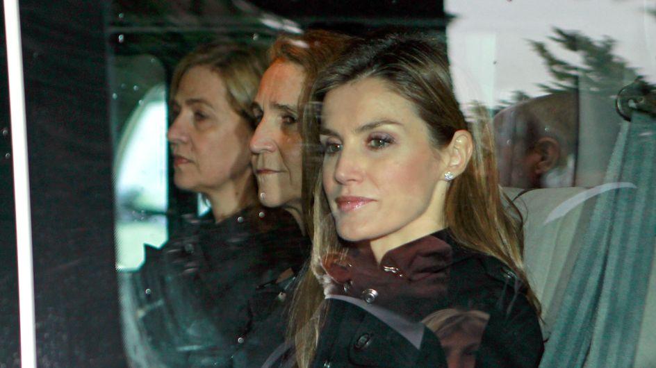 La familia real se une para rendir homenaje al rey Pablo I de Grecia