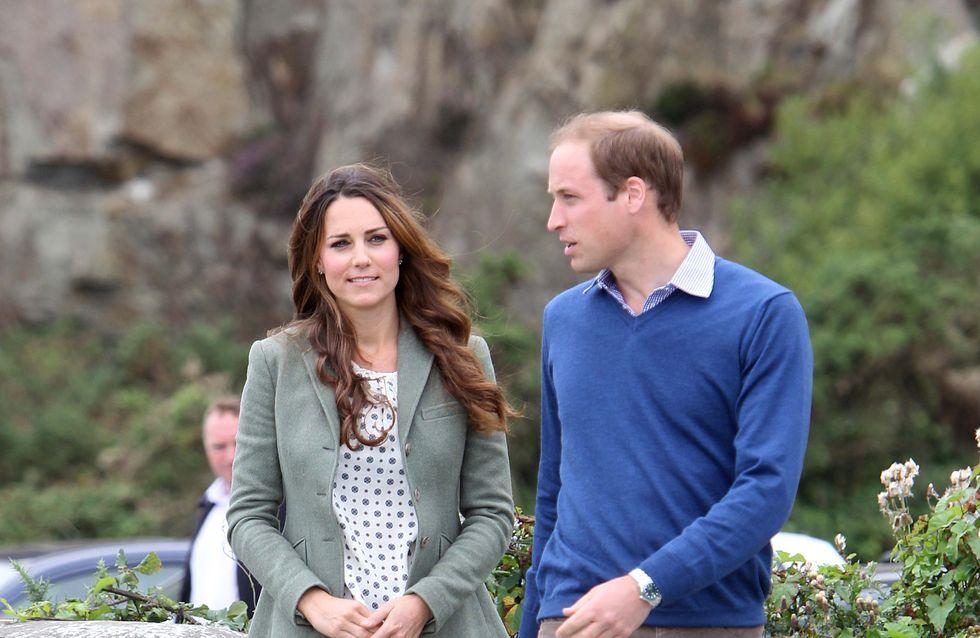 Kate Middleton et le prince William : Direction les Maldives en amoureux