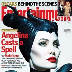 Angelina Jolie en Maléfique : Elle effraie ses enfants
