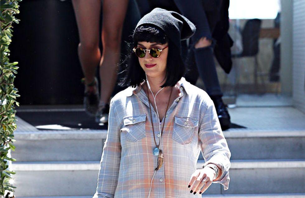 Katy Perry will Miley Cyrus den Hintern versohlen