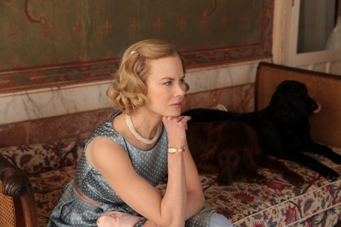 Nicole Kidman dans Grace de Monaco
