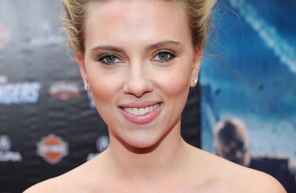 Scarlett Johansson : Le bébé a été une agréable surprise