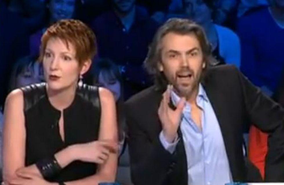 Natacha Polony et Aymeric Caron : clash en direct chez Ruquier (Vidéo)