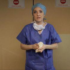 Florence Foresti : Elle devient chirurgien ! (Vidéo)