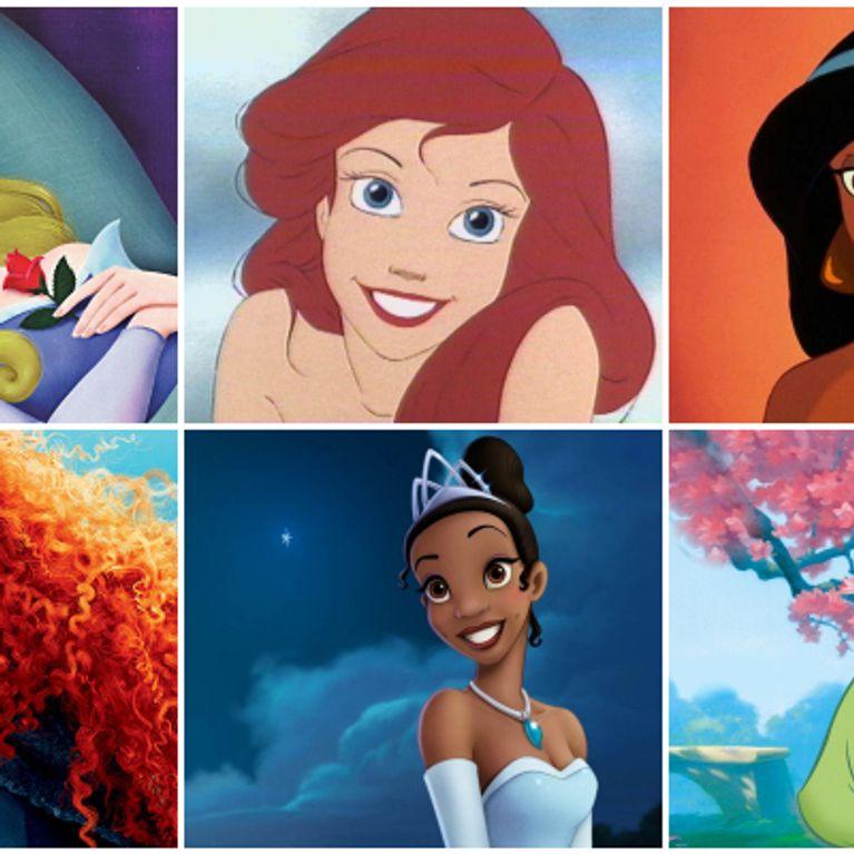Amo la Disney e perciò ho sempre desiderato far notare le misure poco.