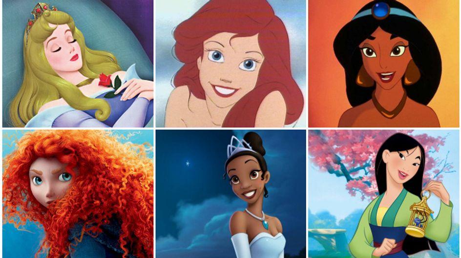 10 consigli di bellezza che abbiamo imparato dalle principesse Disney