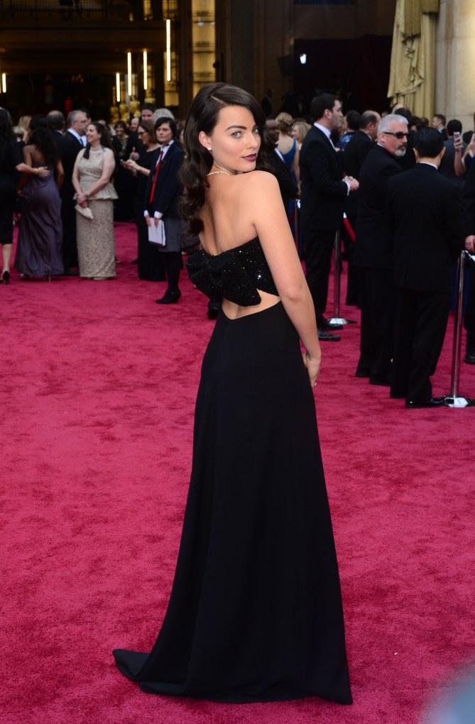 Margot Robbie aux Oscars 2014