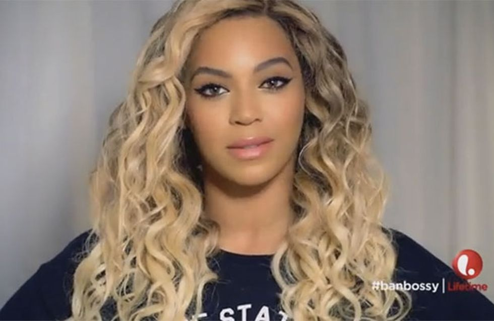 'I'm Not Bossy - I'm The Boss' - Beyonce Challenges Labels Against Women