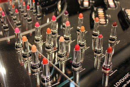 Marc Jacobs beauty - Les rouges à lèvres 29,50€