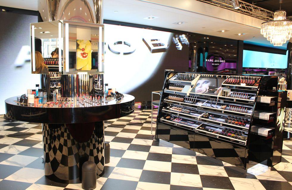 Marc Jacobs se lance dans le maquillage. Verdict ? Une ligne make-up chez Sephora ultra réussie !