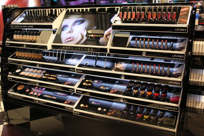 Marc Jacobs beauty - Le corner