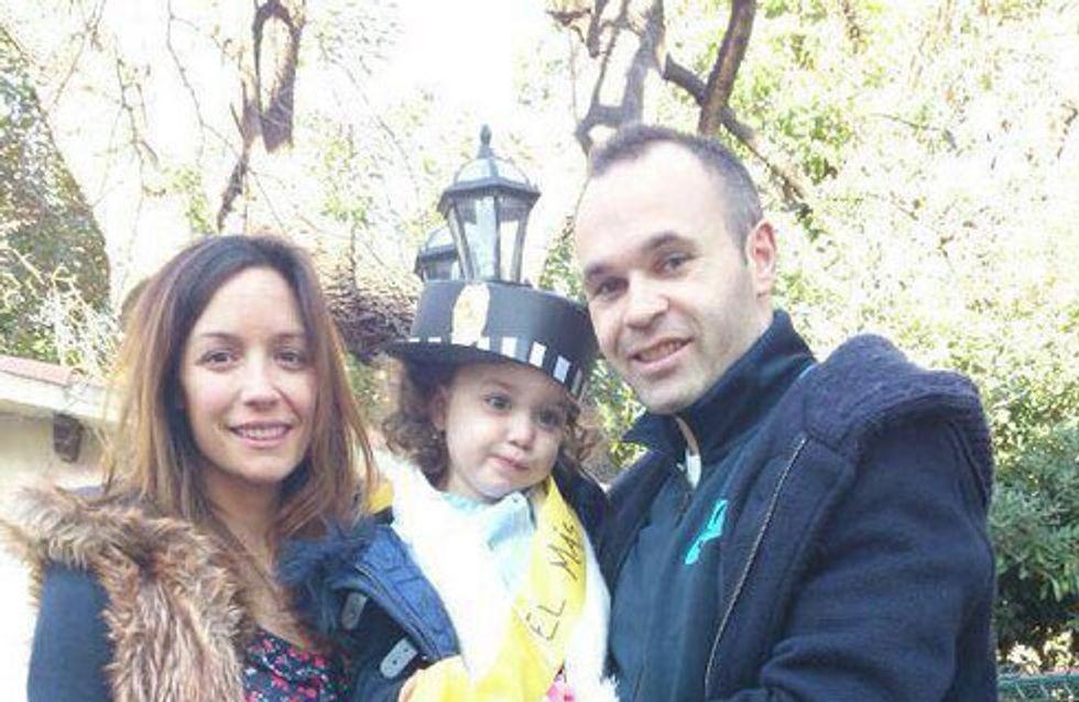 """Andrés Iniesta tras perder el hijo que esperaba: """"Anna y yo vivimos momentos muy difíciles"""""""