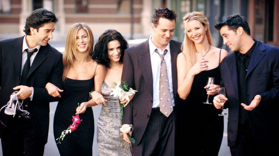 Las escenas más míticas de Friends