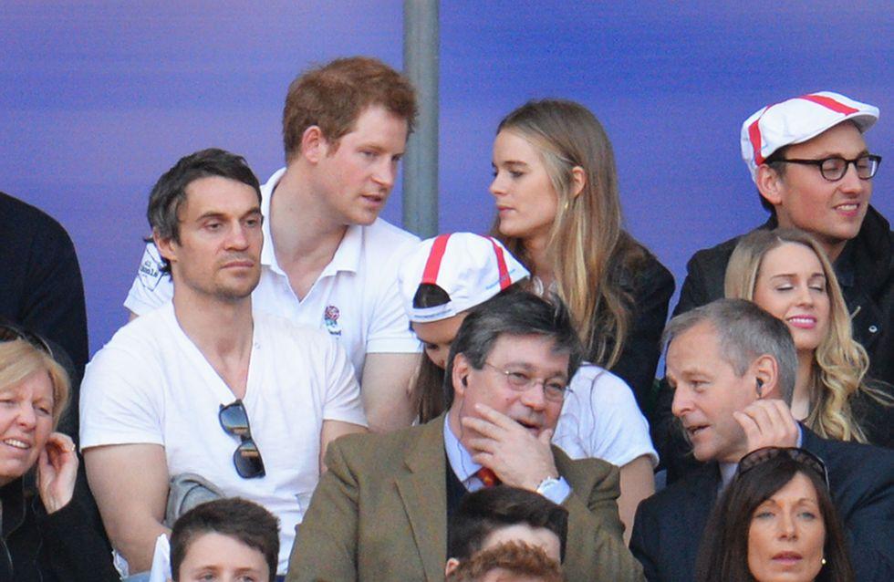 Prince Harry : Il officialise avec Cressida Bonas (Photo)