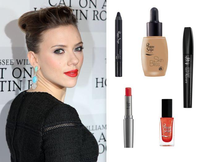 Peggy Sage dédie sa nouvelle collection à Scarlett Johansson