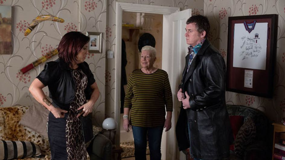 Eastenders 17/03 – Kat is riddled with guilt