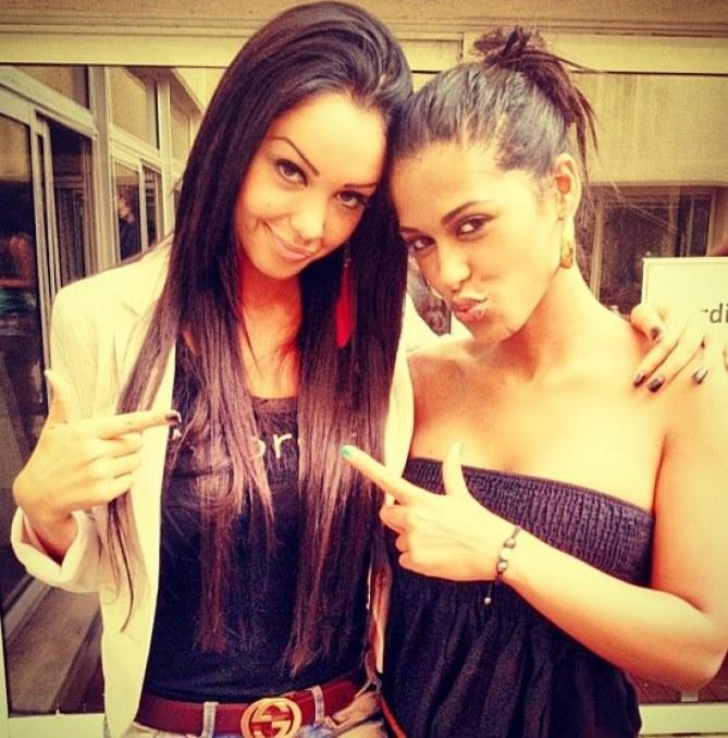 Nabilla et Ayem