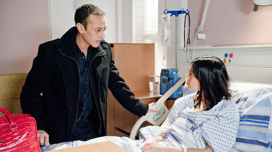 Emmerdale 18/03 – The truth is out about Priya's eating disorder