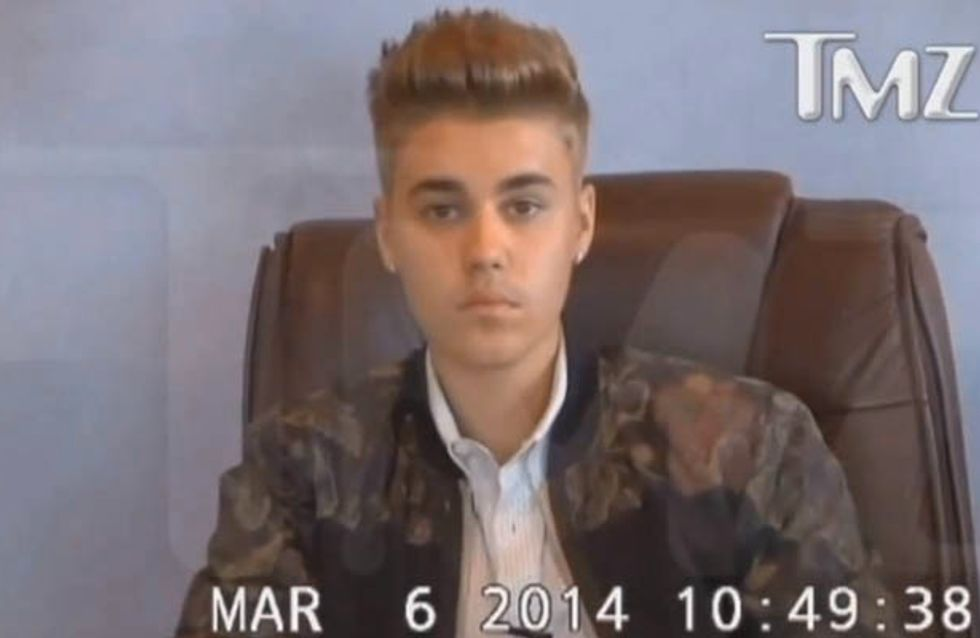Justin Bieber's Deposition Video Has To Be Seen To Be Believed