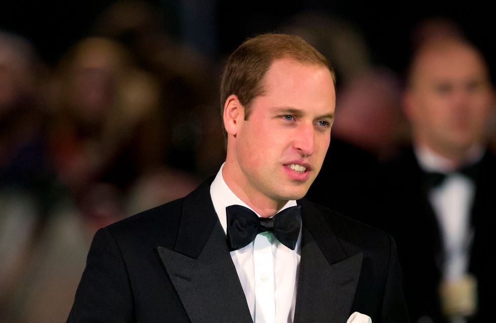 Le prince William récompense Aufeminin.com !