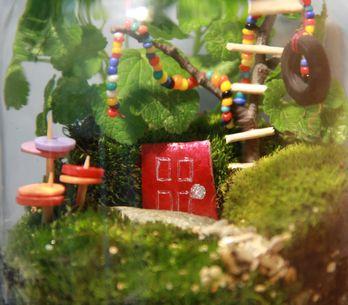 Fai-da-te: come costruire un bosco incantato con i tuoi bambini