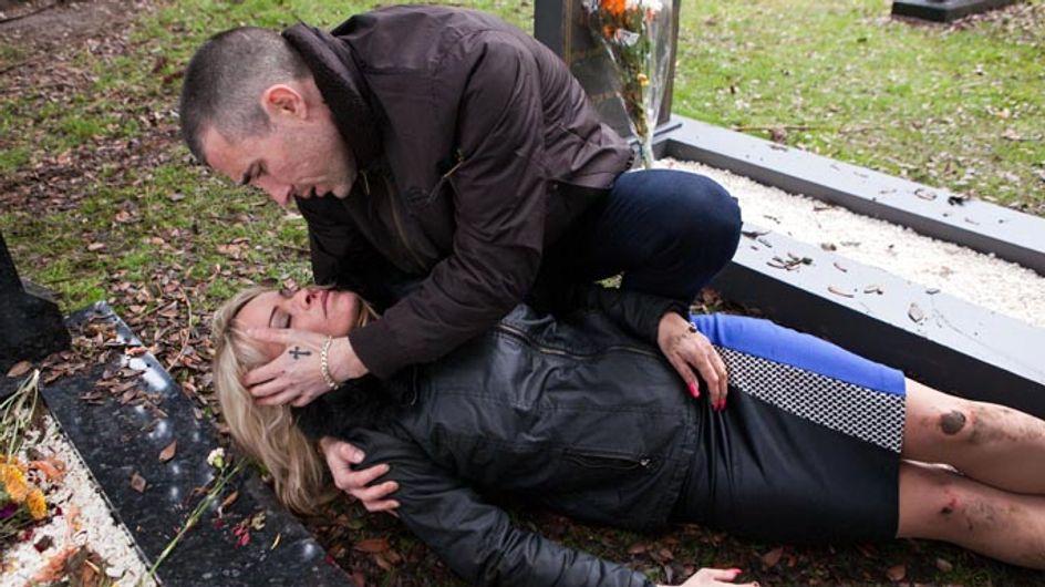 Hollyoaks 17/03 – Grace is in grave danger