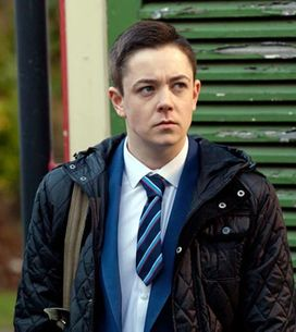 Hollyoaks 21/03 – Will Robbie stand up for John Paul?