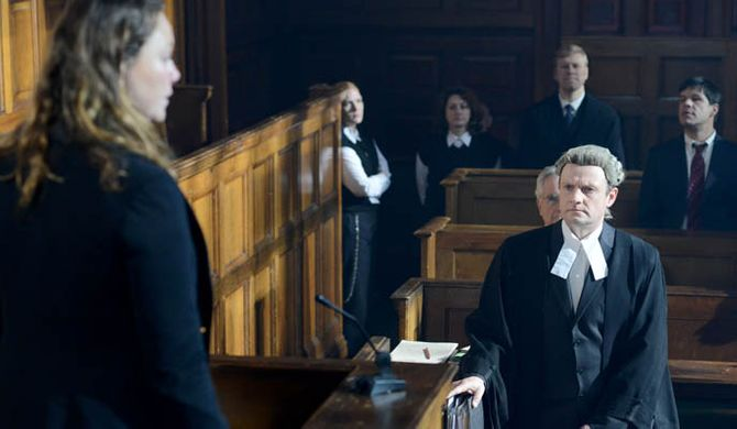Janine's verdict is read