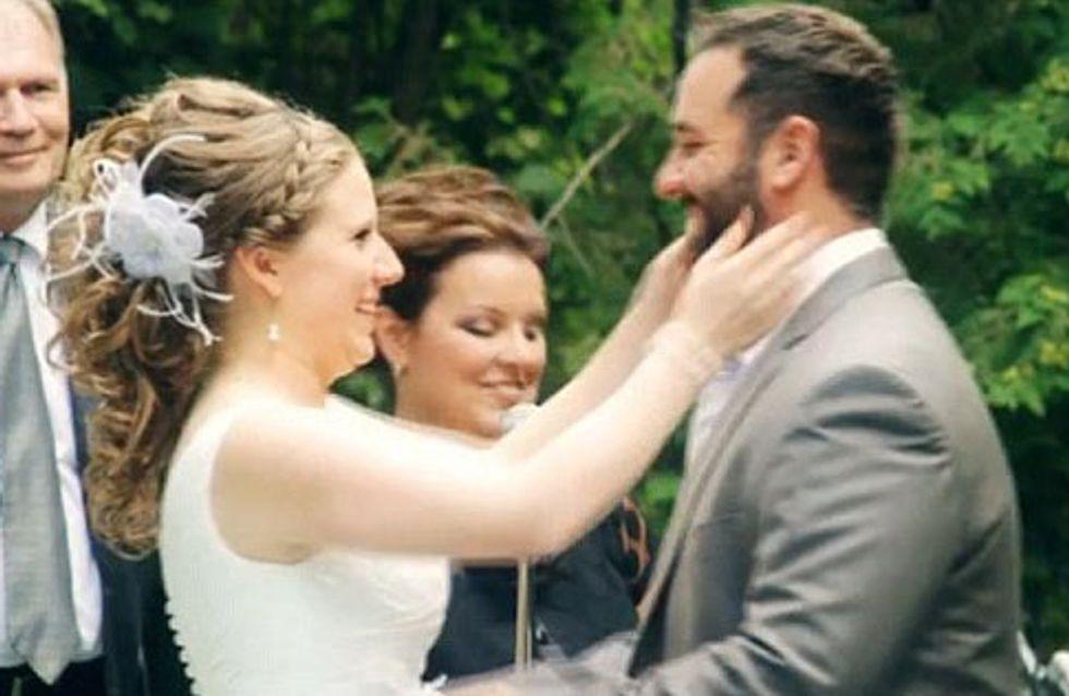 Ce grand romantique a offert la plus belle des surprises à sa fiancée (Vidéo)