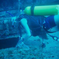 Trois ans après le tsunami, ce japonais entreprend des fouilles pour retrouver l'amour de sa vie