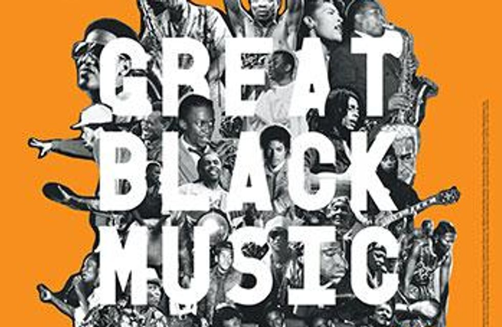 "Great Black Music, la ""great"" expo !"