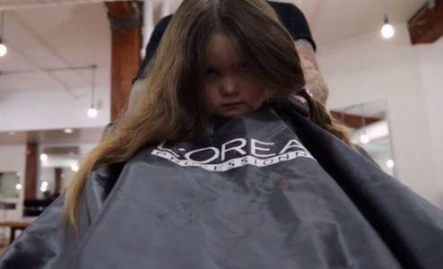 A seulement trois ans, cette fillette a décidé de venir en aide aux enfants malades