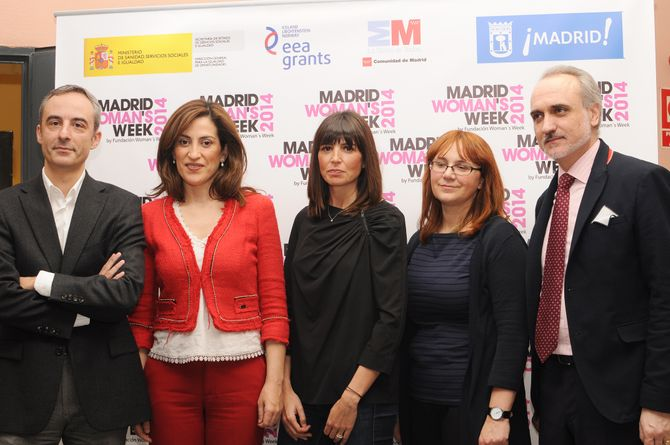 Madrid Woman's Week 2014