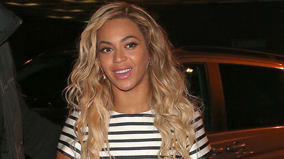 Spielplatz statt Party: Beyoncé genießt ihr Familienleben