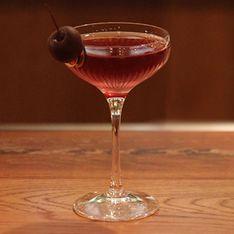 Cocktail Class: How To Make A Modern Manhattan