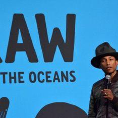Pharrell Williams et G-star Raw s'associent pour la sauvegarde des océans