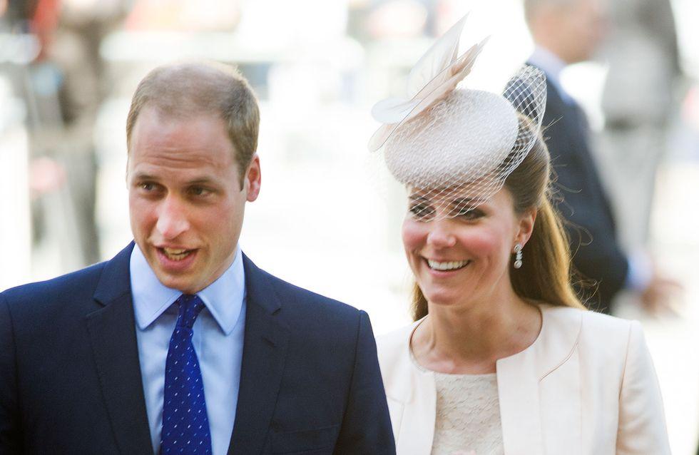 Kate Middleton et le prince William : Des jeunes parents égoïstes ?