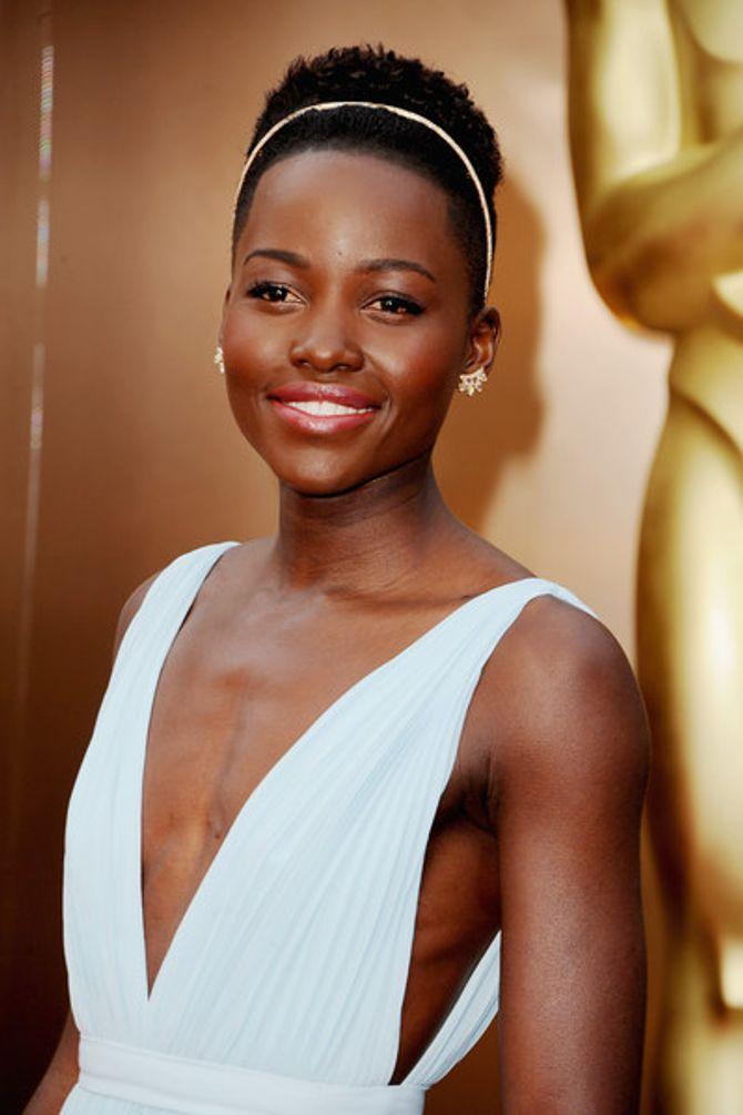 Lupita Nyong'o aux Oscars