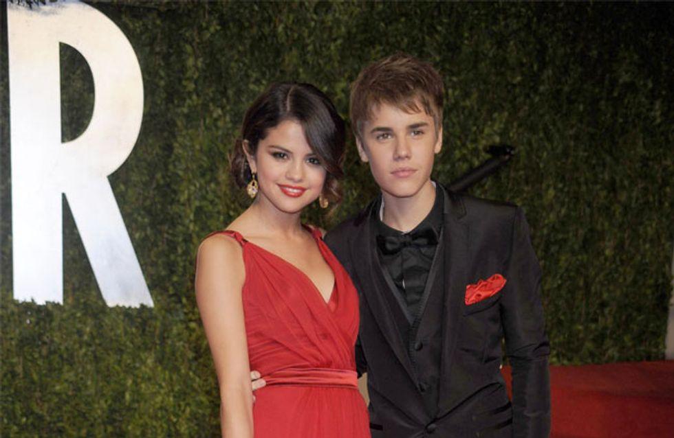 Justin Bieber: Eine Tonne Blumen für Selena!