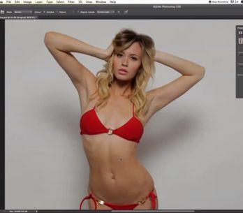 Quand Photoshop transforme un mannequin en pizza ou les dérives de la retouche p