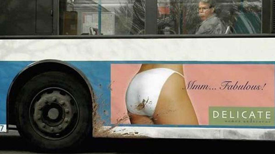 Dumm gelaufen! Die skurrilsten Werbe-Pannen aus dem Alltag