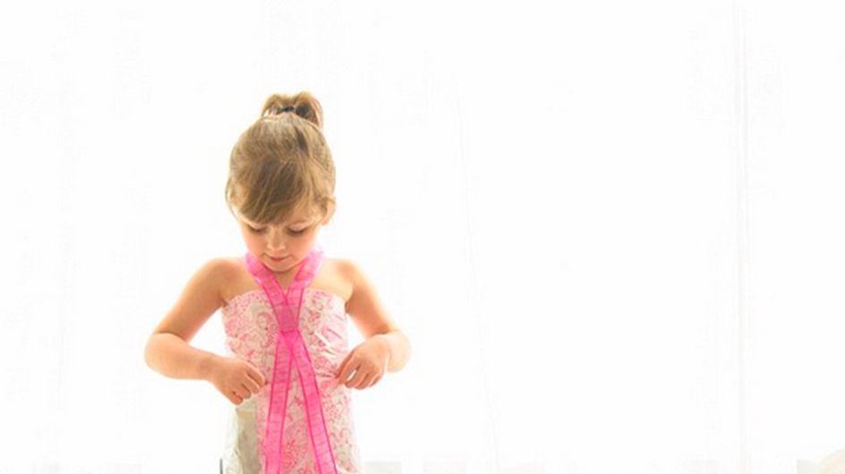 Una estilista de 4 años: el increíble talento de Mayhem