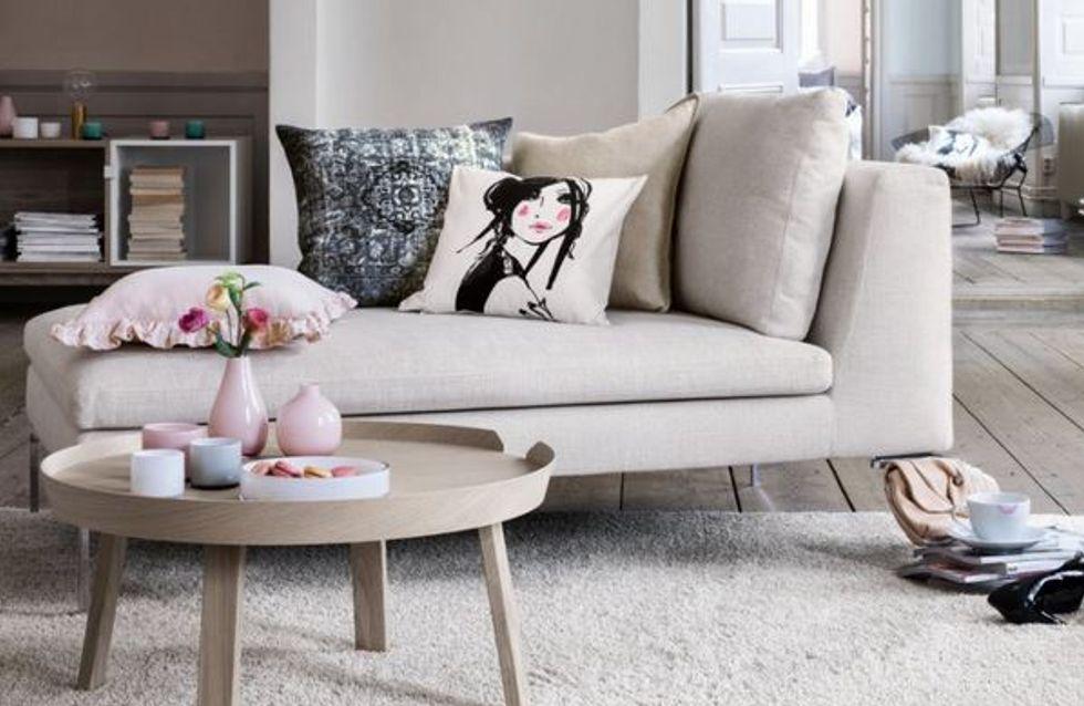 H&M : La boutique en ligne et la collection Home sont enfin disponibles