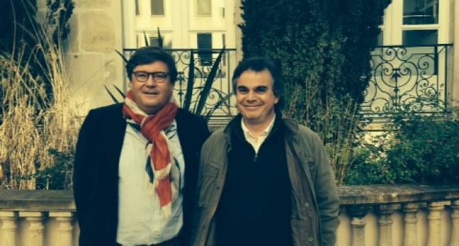 Guillaume Villemot et Alexandre Jardin